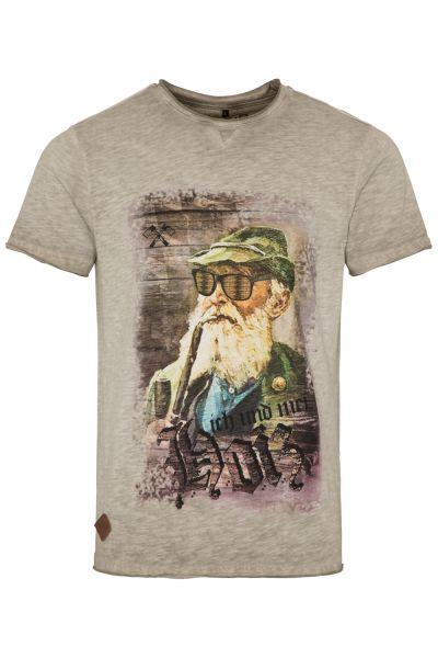 T-Shirt Fritz, mud