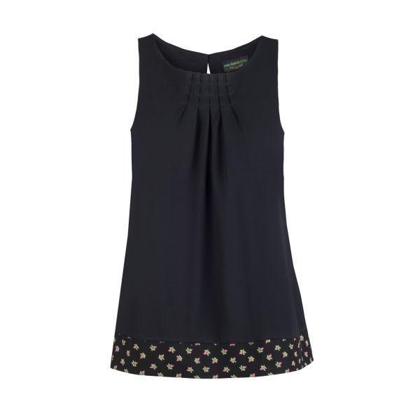 Anno Domini Design, Damen Shirt Mona, schwarz