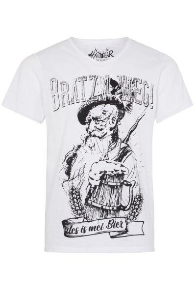 T-Shirt Erwin, weiß