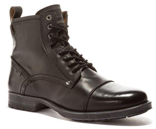 Schuh Marlon, cognac