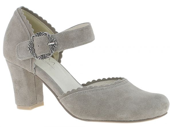Pumps, taupe