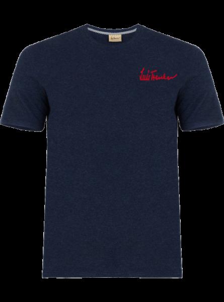 T-Shirt Carl, blau