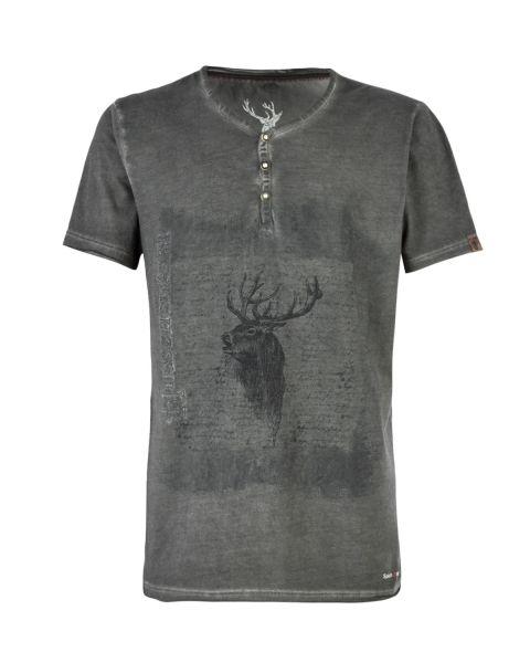 T-Shirt Gus, anthrazit