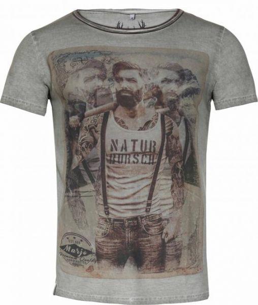 T-Shirt Martin, grün