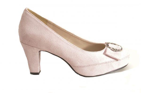 damen pumps rosa