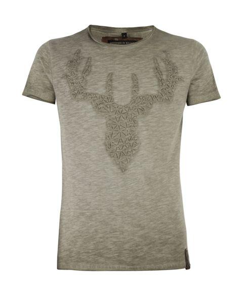 T-Shirt Marlon, olive