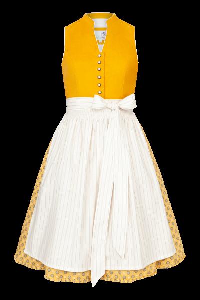 Dirndl Limona 60cm, gelb