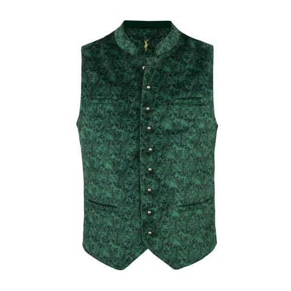 Weste Finn, green