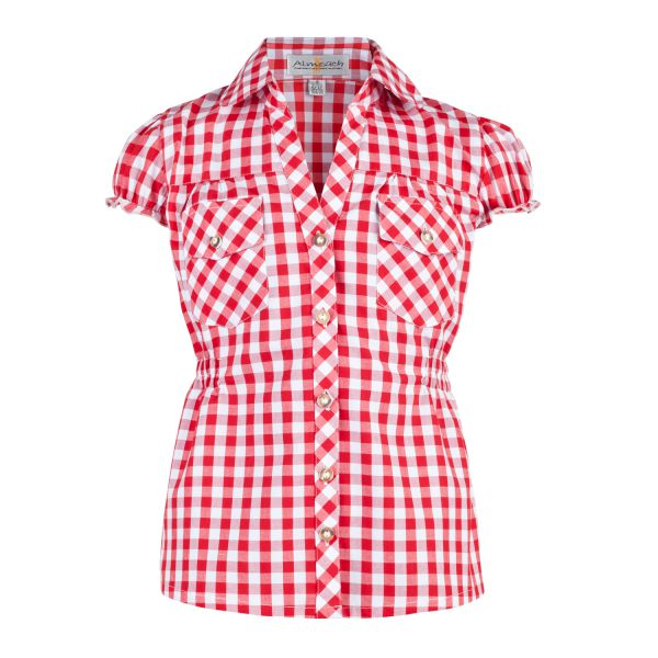 Bluse Jessica, rot
