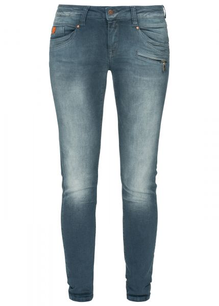 Jeans Suzy Skinny Fit, osman blue