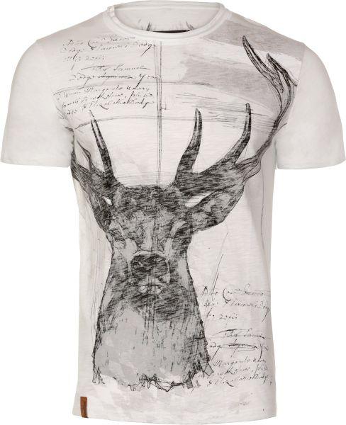 T-Shirt Sascha, melange