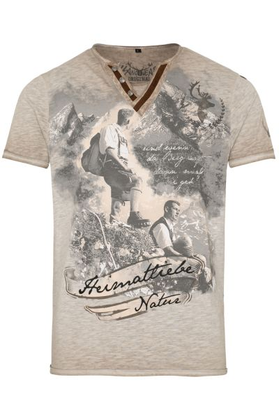 T-Shirt Severin, beige