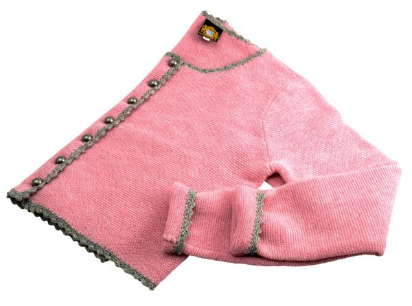 Hammerschmid, Damen Strickjacke Amrum, rosa