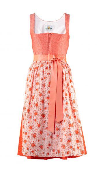 Dirndl Fabia 70cm, orange