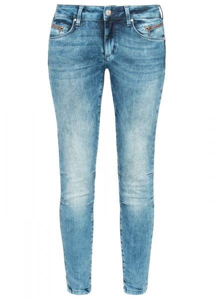 Jeans Eva Skinny Ank, spring blue