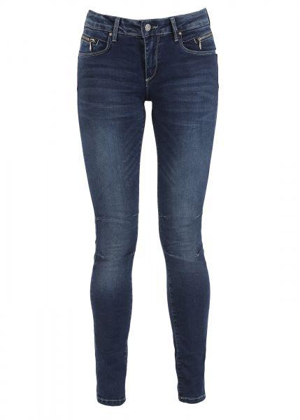 Jeans Eva Skinny Fit, eberus blue