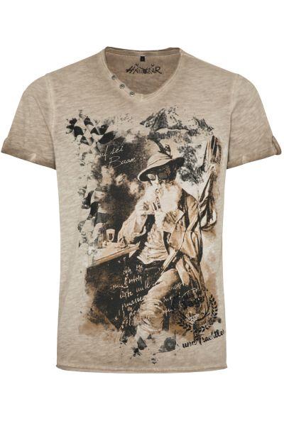 T-Shirt Theo, beige