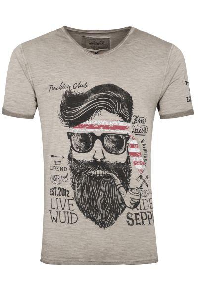 T-Shirt Kendy, beige