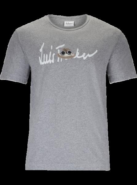 T-Shirt Cedric, grau