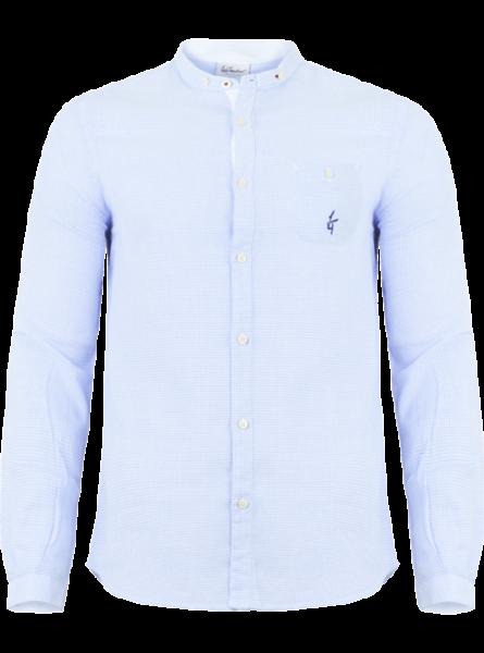 Hemd Bernet, blau