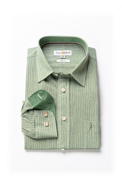 Hemd Manuel regular fit, grün