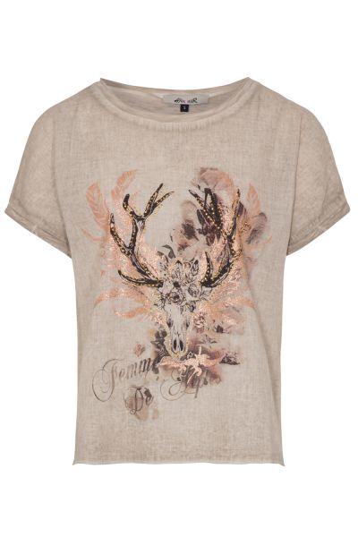 T-Shirt Hera, beige