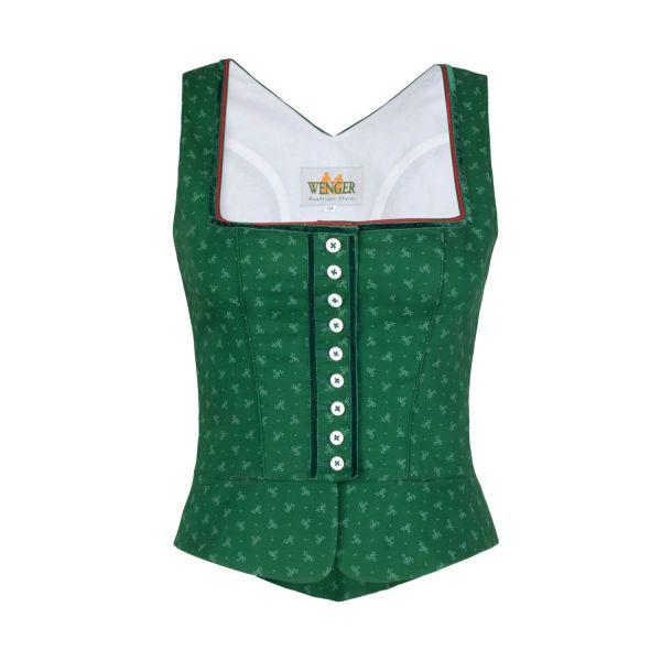 Wenger, Damen Mieder Nürnberg, grün