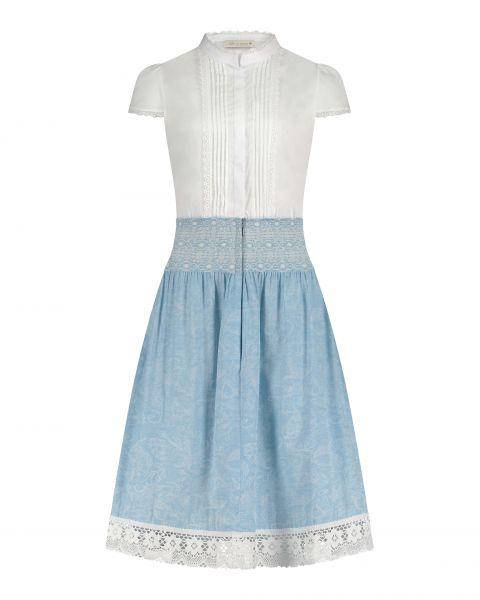 Blusenkleid Ella, hellblau