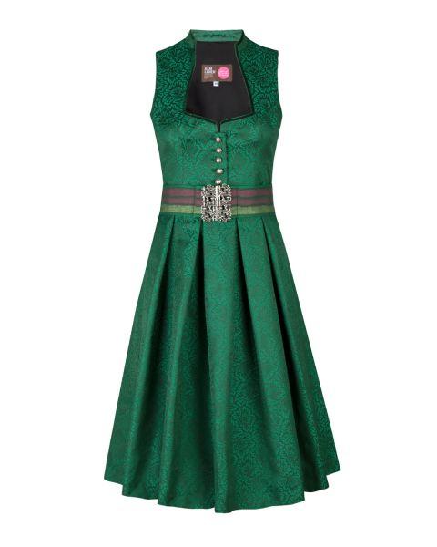 Damen Kleid Olberta 65cm, grün