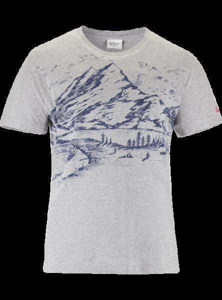T-Shirt Konstantin, grau