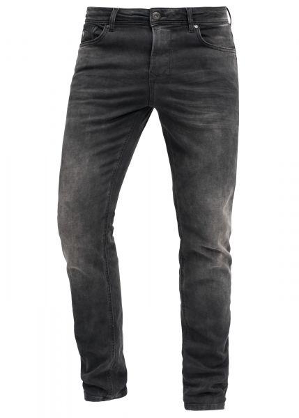Jeans Cornell Regular Fit, schwarz