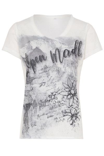 T-Shirt Cynthia, weiß