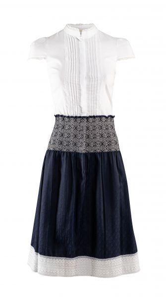 Blusenkleid Ella, dunkelblau