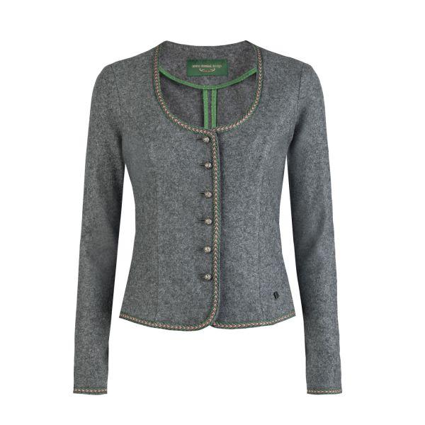 Anno Domini Design, Damen Jacke Vroni, grau