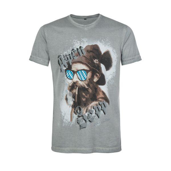 MarJo, Herren T-Shirt Beppi, grau
