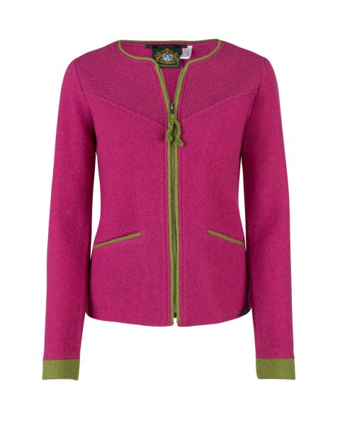 Strickjacke Friesach, pinke
