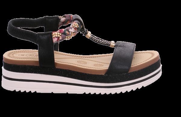 Sandale Mariella, schwarz