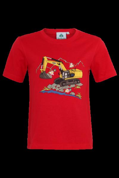 T-Shirt Noah, rot